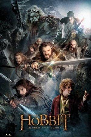 مشاهدة فيلم The Hobbit An Unexpected Journey كامل ومترجم The Hobbit Movies The Hobbit Hobbit Poster