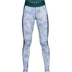 Under Armour Under Armour Damen Legging Ua Hg Armour Printed Legging Grosse M In Blau Weiss Grosse M Armour Blauw In 2020 Under Armour Printed Leggings Pants For Women