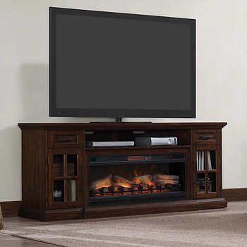 Sloane 78 Fireplace Console Fireplace Console Tv Decor Furniture