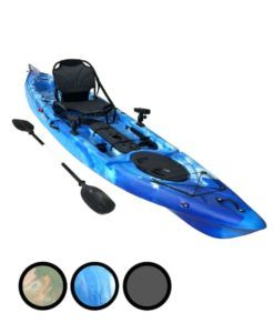 Sit On Top Kayak Single Fishing Kayak For Sale Bluefin Kayaks Canoes And Sups Kayak Fishing Kayaking Kayaks For Sale