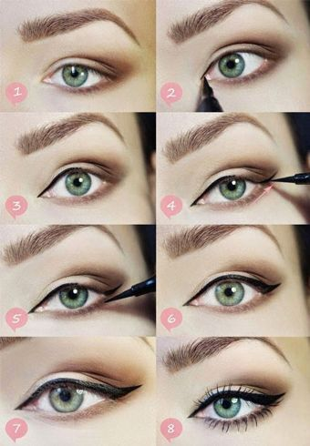 Cat Eye Makeup For Small Eyes Makeup For Small Eyes Cat Eye