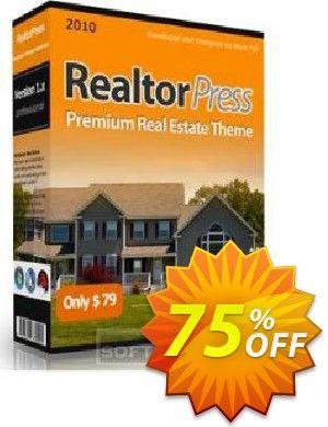 75% OFF] PremiumPress Responsive Real Estate Theme Coupon