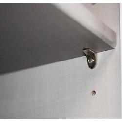 Express Mobel Schwebeturenschrank Mit Spiegelbaur De Handmadehomedecor In 2020 Mirrored Wardrobe Appartment Decor Bathroom Decor
