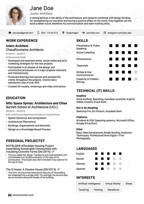 2018 Resume Examples for Your Job [+Writing Tips] 2018 Resume Examples for Your Job [+Writing Tips]