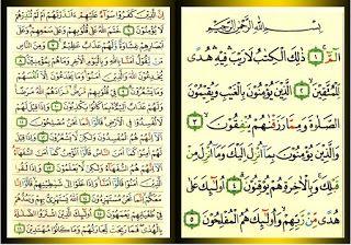 Bacaan Surat Al Baqarah Full Bahasa Arab Latin Dan Artinya