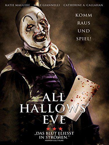 All Hallows Eve Komm Raus Und Spiel Komm Eve Hallows Spiel Halloween Cartoons Horror Filme Filme
