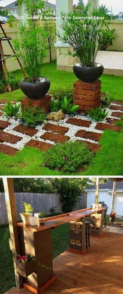 26 Trendy Backyard Patio Designs Awesome Diy Projects Backyard Patio Furniture Outdoor Patio Diy Garden Ideas Diy Cheap