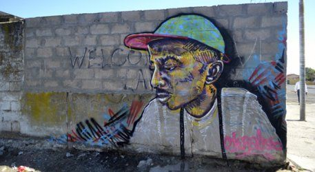 Discover The Beauty And Meaning Behind The Urban Art In Our Mother City Streets Street Artists Street Wall Art Art