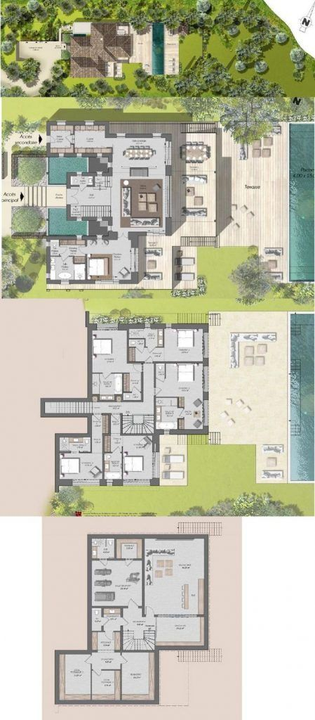 36 Unanswered Issues With Modern Mansion Floor Plan Luxury Revealed Apikhome Com Mansion Floor Plan House Plans Mansion Model House Plan Floor plan of a modern house