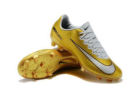 46c01c7a33c9 Nike Mercurial Vapor Xi Fg Yellow White Shoe