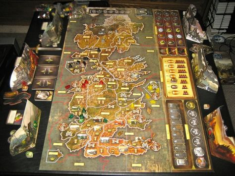 Pin By Lori Lincoln Grimes On A Game Of Thrones Board Games