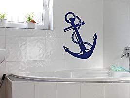 GRAZDesign 650138_30_049 Wandtattoo Anker maritim ...