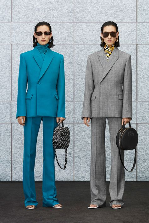 Balenciaga Resort 2020 Collection - Vogue