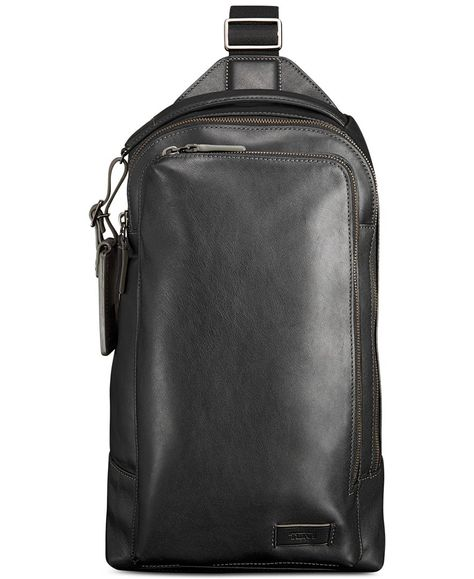 12a23335e410 Tumi Men s Emerson Sling Backpack