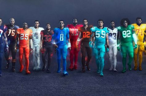 Nfl Color Rush Jerseys 2020.151 Best Color Rush Jersey Images Color Rush Nfl Color