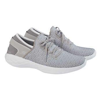 Skechers Ladies' YOU Knit Slip on Shoe
