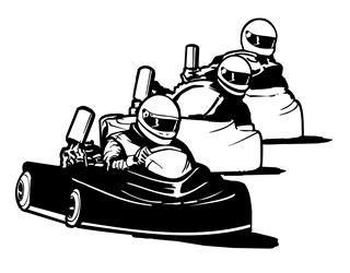2400 X 1449 Png Fun Kart Car Kart Racing