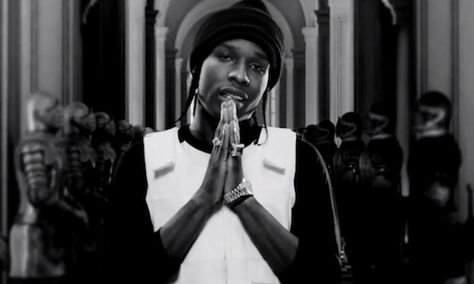 """Watch the Official Music Video for A$AP Rocky's """"Phoenix"""""""