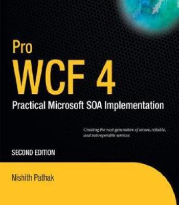 Pro Wcf 4 Pdf Practice Soa Microsoft