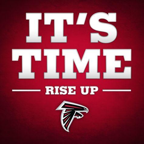 #RiseUp #atlanta #falcons