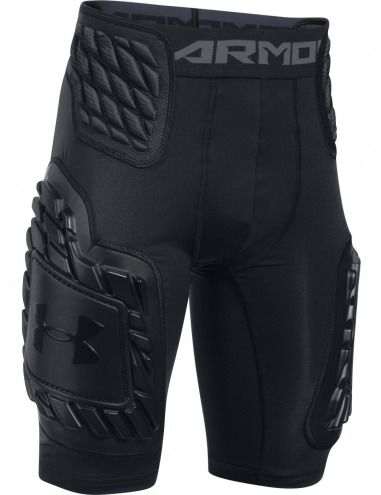 Salida Consistente cartel  Under Armour Gameday Pro 5-Pad Football Compression Girdle Tights Football  Padded Tights Youth & Adult sizes