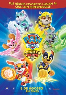 Paw Patrol Mighty Pups Poster Id 1632358 Paw Patrol Paw Pup