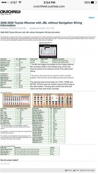 [SCHEMATICS_4ER]  Toyota 4runner Radio Wiring Diagram | Toyota 4runner, 4runner, Toyota | 97 Toyota 4runner Radio Wiring |  | Pinterest