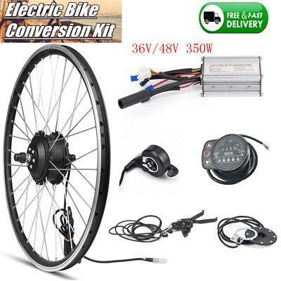 Sponsored Ebay 36 48v 350w Motor Wheel Kt900s Led Display