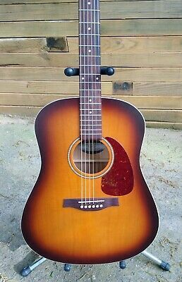 Seagull Entourage Rustic Dreadnought Acoustic Guitar Guitar Acoustic Acoustic Guitar