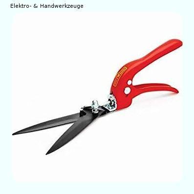 INTEY Gartenschere Professionelle maximaler Schnittdurchmesser von 22mm Premium Aluminiumlegierung Bypass-Gartenschere Hochwertige L/änge 20cm f/ür /Äste und Zweige