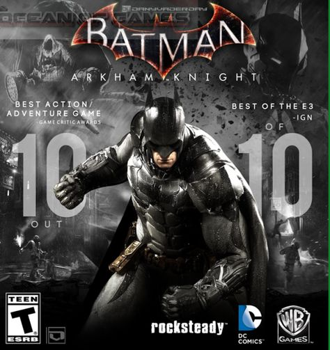 Batman Arkham Knight Free Download PC Game setup in single direct link for windows. Batman Arkham Knight is an action and adventure game.  Batman Arkham Knight PC Game 2015 Overview  Batman Arkham Knight is developed by Rocksteady Studios and is published under the banner ofWarner Bros Interactive Entertainment. This game was released worldwide on23rdJune 2015. It is the fourth installment of the Batman Arkham series and is the successor ofBatman: Arkham Originswhich was released in the year…