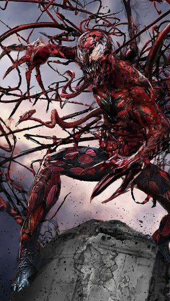 Carnage 4k 3840x2160 Wallpaper Carnage Marvel Carnage Marvel Comics Superheroes