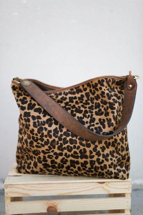 hermes leopard bag