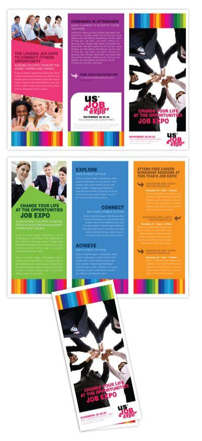 College \ University Brochure Template - Word \ Publisher - brochure templates word