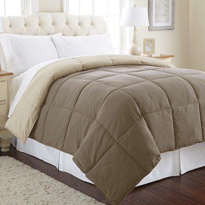 Alwyn Home Single Reversible Comforter In 2020 Comforters Bed Comforter Sets