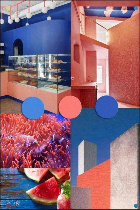 Cool Color Trends For 2020 Starting From Pantone 2019 Living Coral Italianbark
