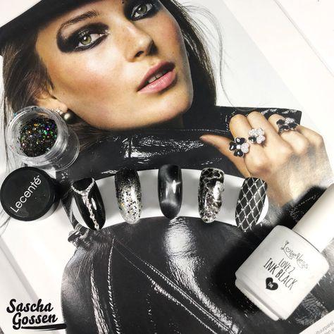 gelcolor Focus on Vogue!!! Black...