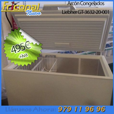 Arcon Congelados Oferta Valladolid Precio Barato Comprar