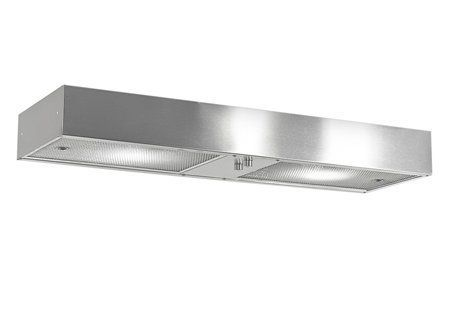 View The Imperial C2024sd4 12 430 Cfm 24 Wide Range Hood Insert With Air Ring Fan And Recessed Lighting From The C2000 Range Hood Insert Range Hood Range Vent