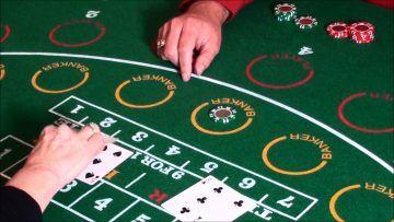 Singapore Trusted Online Casino Casino Games Baccarat Casino