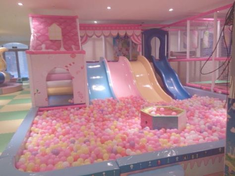 Children Soft Play Foam Ball Pool Indoor Playground for sale indoor baby swing Children Soft Play Fo Cute Bedroom Ideas, Girl Bedroom Designs, Awesome Bedrooms, Cool Rooms, Girls Bedroom, 4 Year Old Girl Bedroom, Dream Rooms, Dream Bedroom, Pool Indoor