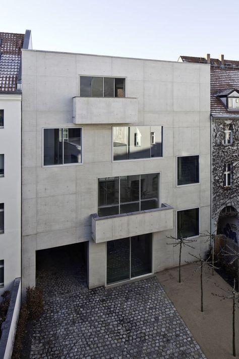 Edificio Joachimstrasse Berlín 2013 | David Chipperfield | Pinterest ...