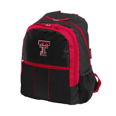3d3a82fd09 Logo Brand Texas Tech Red Raiders Victory Backpack