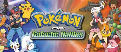 Watch Pokemon Season 12 Diamond And Pearl Galactic Battles English