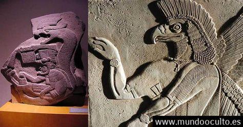 Son Kukulkan Quetzalcoatl y Viracocha: los antiguos dioses Anunnaki que volverán algún día?