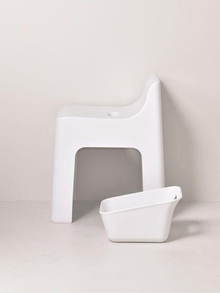ニトリ 抗菌アルミ風呂いす ソリノ 高さ25cm Wh 通販 インテリア 家具 インテリア ニトリ