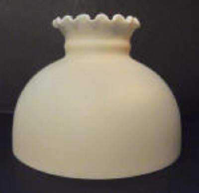 32285 crimp top cream satin student lamp shade products lamp shades glass lamp shades and silk replacement student glass globes and reverse painted domes aloadofball Image collections