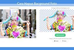 Cara Mudah Membuat Stiker Wajah Sendiri Di Whatsapp Alltekno Photo Online Background Photo