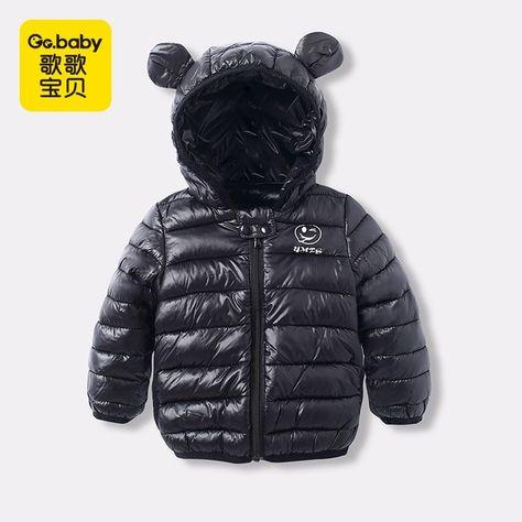 57746f5f9 Cute Newborn Hoodie Baby Boy Jacket Infant Jackets Coats Baby Girl ...