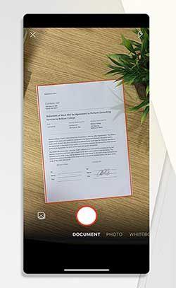 فولفولي تحويل الصور والوثائق لعمل Pdf من الجوال In 2020 Tablet Electronic Products Scanner